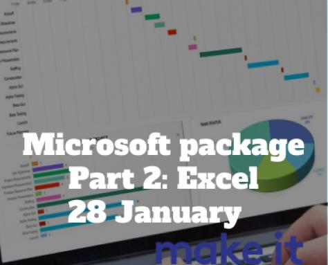 Microsoft Excel webinar
